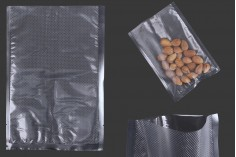 Σακούλες vacuum (κενού αέρος) για συντήρηση - συσκευασία τροφίμων και άλλων προϊόντων 170x250 mm - 100 τμχ