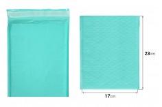 Φάκελοι με αεροπλάστ 17x23 cm σε βεραμάν ματ χρώμα - 10 τμχ