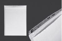 Φάκελοι με αεροπλάστ 22x32 cm σε λευκό ματ χρώμα - 10 τμχ