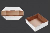 Boîte en carton 145x145x50 mm