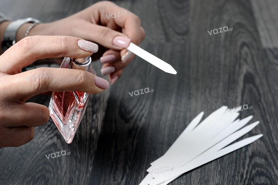 Χαρτάκια αρωματοποιού 137x7 mm - πακέτο 100 τεμαχίων