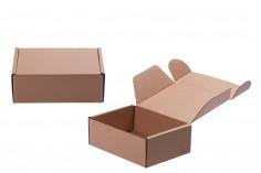 Κουτί συσκευασίας από χαρτί κραφτ χωρίς παράθυρο 200x145x70 mm - Συσκευασία 20 τμχ
