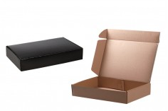 Κουτί συσκευασίας από χαρτί κραφτ χωρίς παράθυρο 400x250x70 mm - Συσκευασία 20 τμχ