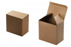 Κουτί συσκευασίας 133x79x130 mm από χαρτί κράφτ - 20 τμχ