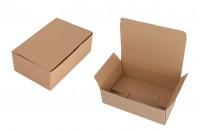 Χαρτοκιβώτιο 20x13x6,8 καφέ 3-φυλλο - 20 τμχ