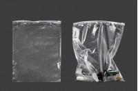Σακουλάκια με κλείσιμο zip 350x450 mm πλαστικά, διαφανή - 50 τμχ