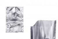 Σακουλάκια αλουμινίου 150x220 mm με δυνατότητα σφράγισης με θερμοκόλληση - 100 τμχ