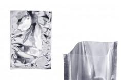 Σακουλάκια αλουμινίου 180x260 mm με δυνατότητα σφράγισης με θερμοκόλληση - 100 τμχ