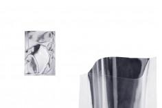 Σακουλάκια αλουμινίου 80x120 mm με δυνατότητα σφράγισης με θερμοκόλληση - 100 τμχ