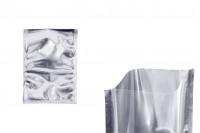 Σακουλάκια αλουμινίου 120x170 mm με δυνατότητα σφράγισης με θερμοκόλληση - 100 τμχ