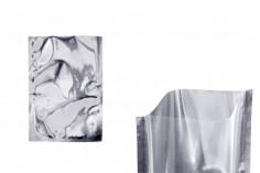 Σακουλάκια αλουμινίου 140x200 mm με δυνατότητα σφράγισης με θερμοκόλληση - 100 τμχ