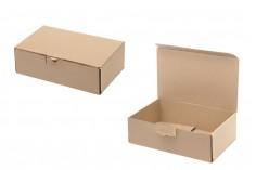 Χάρτινο κουτί συσκευασίας καφέ 270x165x85 mm - 20 τμχ