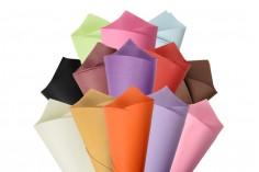 Χαρτί περιτυλίγματος MAT 50x70 cm σε διάφορα χρώματα - 25 τμχ