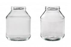 Βάζο κυλινδρικό 1700 ml κλασικό