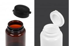 Βάζο πλαστικό PET 150 ml για χάπια και κάψουλες