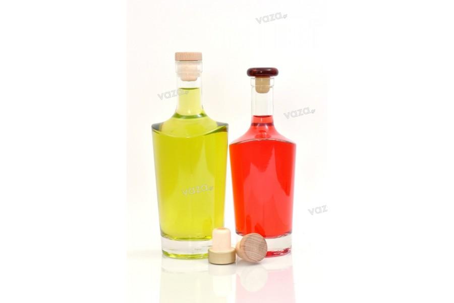 Κομψό μπουκάλι λάδι και ποτά 500ml